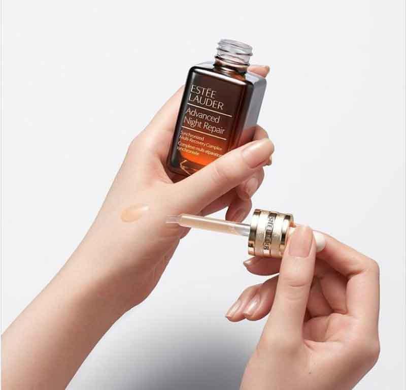 小棕瓶使用注意事項